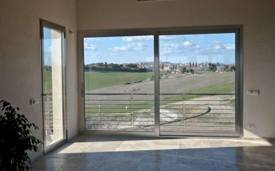 Pvc infissi difetti confortevole soggiorno nella casa - Doppi vetri per finestre ...